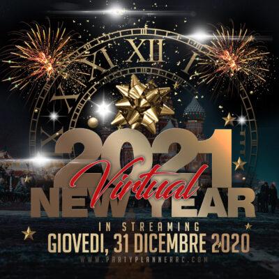 Capodanno 2021 || Virtual New Years || Vi presentiamo gli Artisti