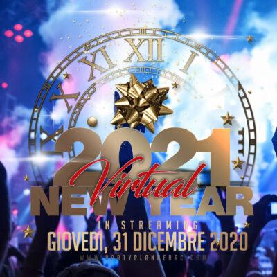 Virtual New Year 2021 || Dove Ascoltarlo?